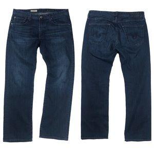 Adriano Goldschmeid Protege Straight Leg Jeans 34